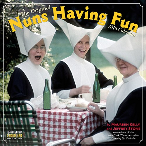 9780761183013: Nuns Having Fun 2016 Calendar