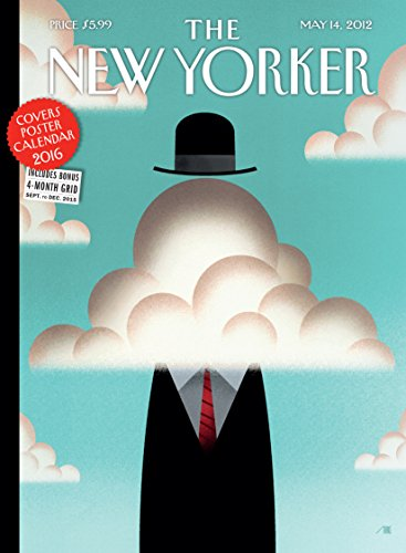 9780761183297: The New Yorker Covers Poster Calendar 2016
