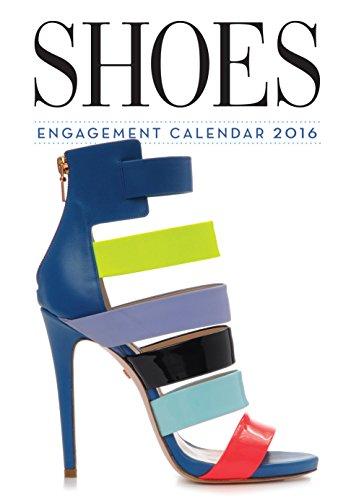 9780761183372: Shoes Engagement Calendar 2016