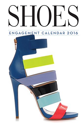 9780761183372: Shoes 2016 Calendar