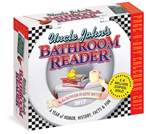 9780761188193: Uncle John's Bathroom Reader Page-A-Day Calendar 2017