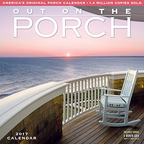 9780761191858: The Out on the Porch Wall Calendar 2017
