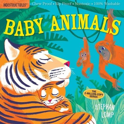 9780761193081: Indestructibles: Baby Animals