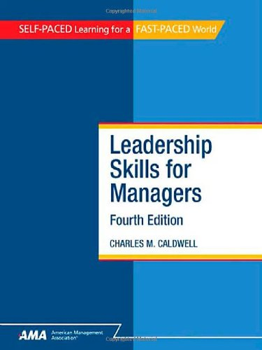 9780761214274: Leadership Skills for Managers
