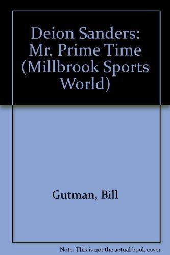 Deion Sanders (Millbrook Sports World): Bill Gutman