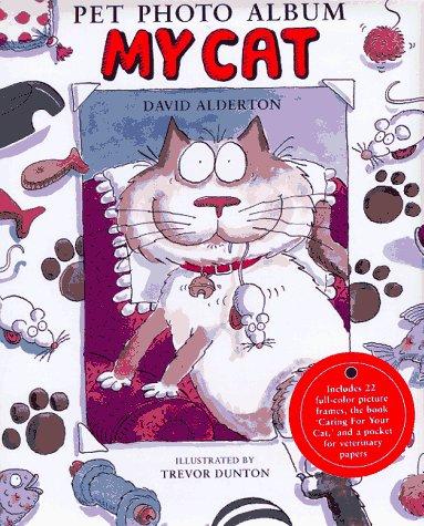 9780761302490: My Cat-Pet Photo Album/Care Bk