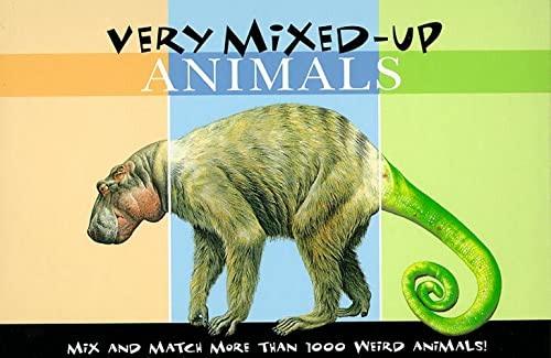 Very Mixed Up Animals.: Jackson, Ian (illustrated By).