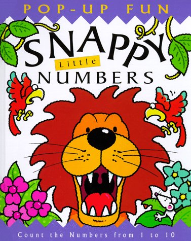 9780761304371: Snappy Little Numbers (Snappy Pop-Ups)