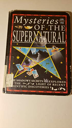 9780761304555: Mysteries Of: Supernatural,The