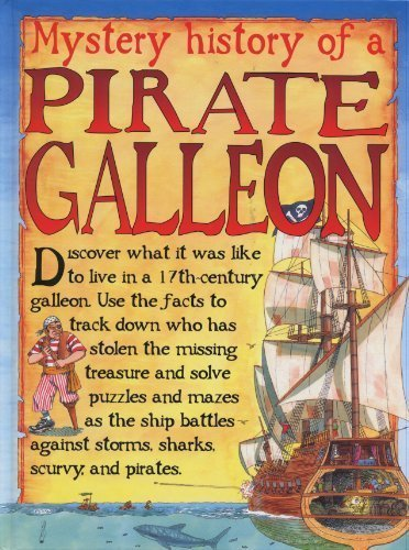 Mystery History:Pirate Galleon: Fred Finney