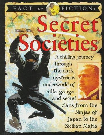 9780761305101: Fact or Fiction Secret Societies