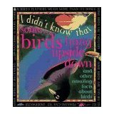 I Didn'T Know:Some Birds Hang: Claire Llewelyn