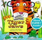 9780761309758: Tiger Jaws (Animal Snappers)