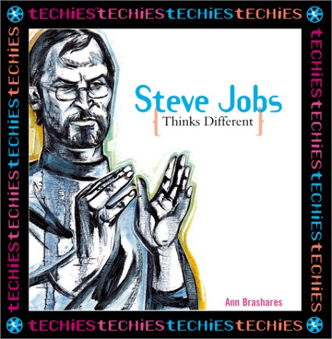 9780761313939: Steve Jobs: Thinks Different (Techies)