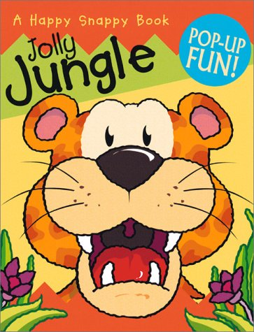 9780761314257: Jolly Jungle (Happy Snappy Books)