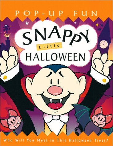 9780761314332: Snappy Little Halloween: Pop-Up Book (Snappy Pop-Ups)