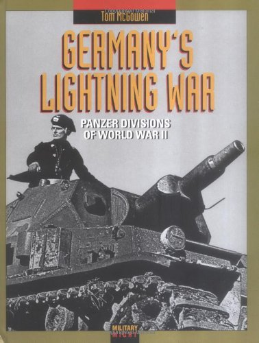 9780761315117: Germany'S Lightning War (Military Might)