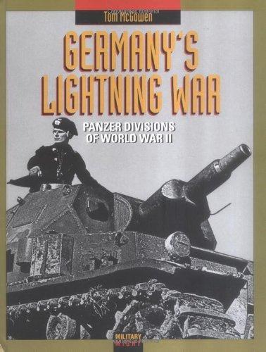 9780761315117: Germany's Lightning War: Panzer Divisions of World War II