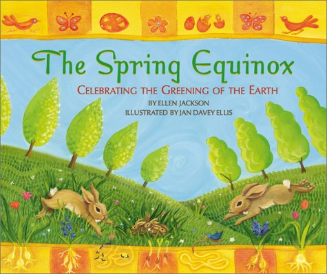 Spring Equinox, The: Ellen Jackson