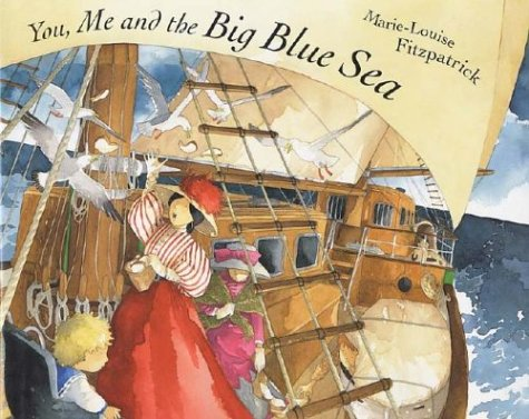 You, Me and the Big Blue Sea: Fitzpatrick, Marie-Louise
