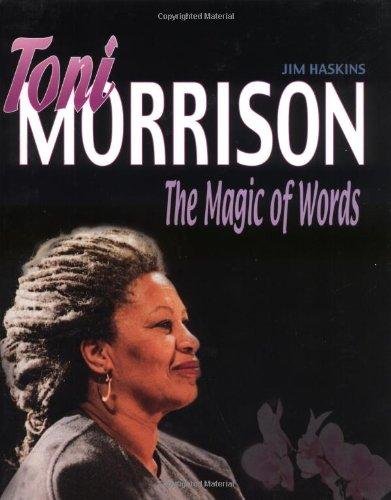 Toni Morrison: Magic Of Words (Gateway Biographies): Haskins, Jim