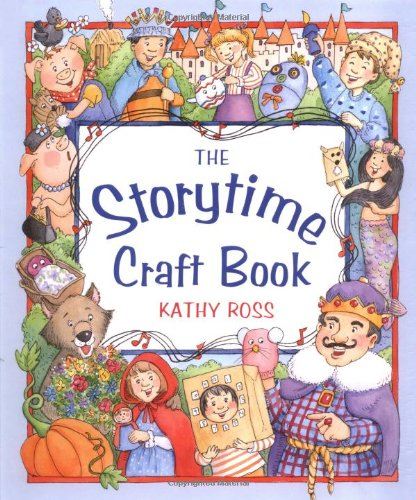 9780761318439: The Storytime Craft Book