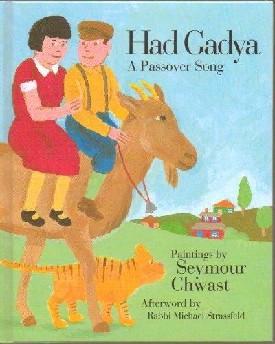 Had Gadya (9780761319313) by Seymour Chwast