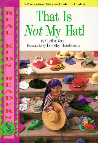 9780761320081: That Is Not My Hat (Real Kids Readers)