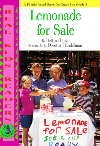 Lemonade For Sale (Real Kid Readers: Level 1): Ling, Bettina