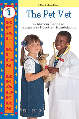 9780761320753: Pet Vet, The (Real Kids Readers)