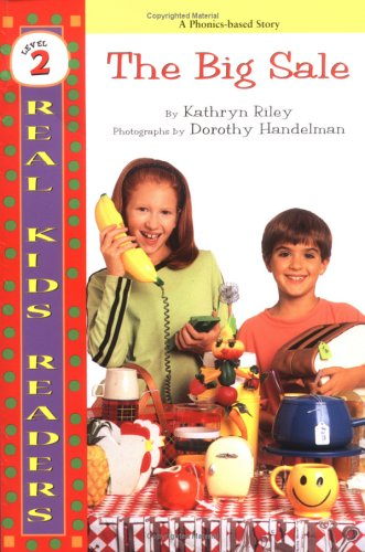 Big Sale, The (Real Kid Readers: Level: Riley, Kathryn