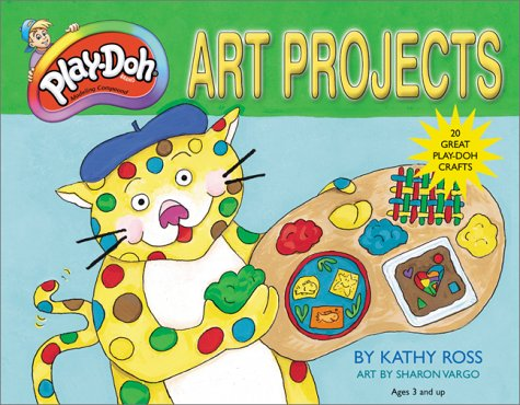 9780761322672: Play Doh Art Projects (Play-Doh Fun)
