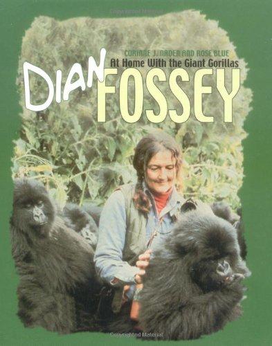 9780761325697: Dian Fossey: Home W/Gorillas (Gateway Greens Biography)