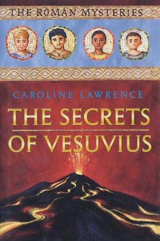 9780761326038: The Secret of Vesuvius: The Roman Mysteries, Book II