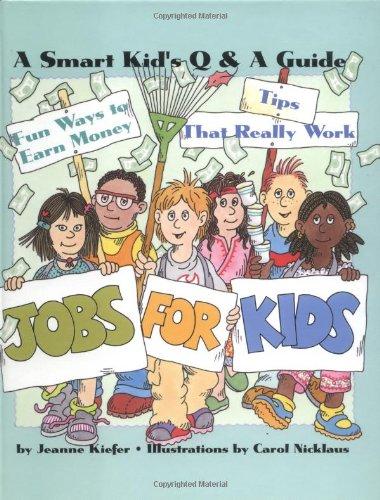 Jobs For Kids: Jeanne Kiefer