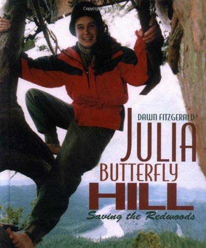 9780761326540: Julia Butterfly Hill (Gateway Greens Biography)