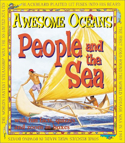 9780761328179: People And The Sea (Awesome Oceans)