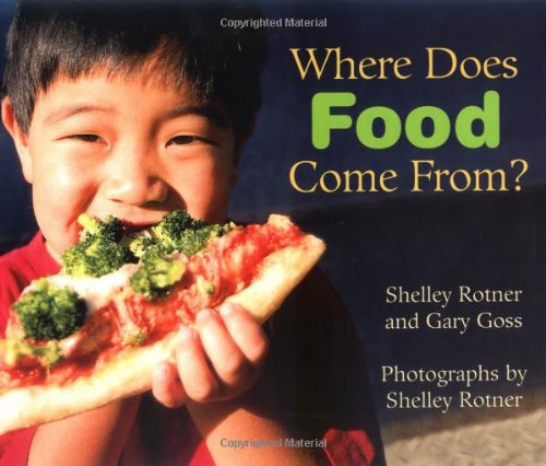 9780761329350: Where Does Food Come From? (Exceptional Science Titles for Primary Grades)