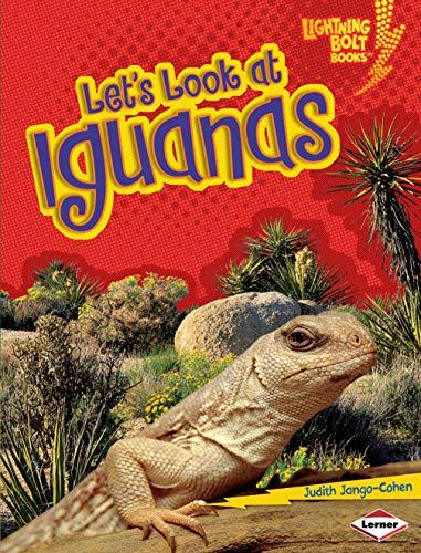 9780761338888: Let's Look at Iguanas (Lightning Bolt Books: Animal Close-Ups (Library))