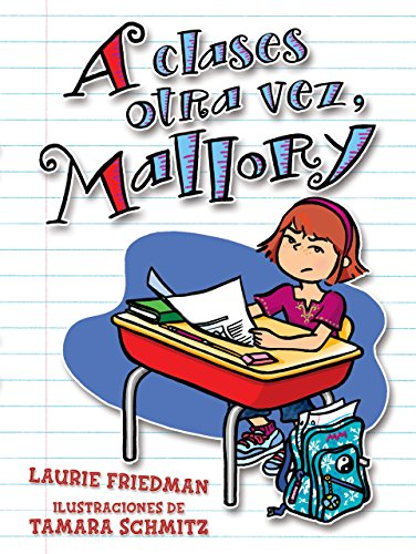 9780761339045: A Clases Otra Vez, Mallory (Mallory En Espanol / Mallory in Spanish)