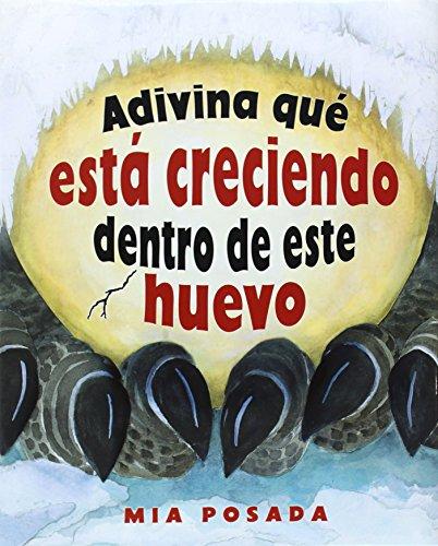 9780761339069: Adivina que esta creciendo dentro de este huevo/ Guess What Is Growing Inside This Egg (Spanish Picture Books) (Spanish Edition)