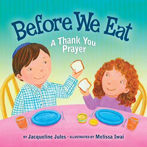 9780761339540: Before We Eat: A Thank You Prayer (Very First Board Books)