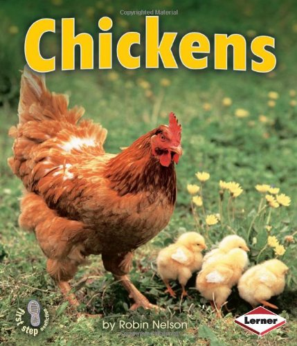 9780761340607: Chickens (First Step Nonfiction)