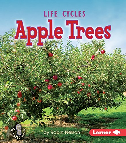 Apple Trees 9780761340775 Get a close-up view of the life of an apple tree.