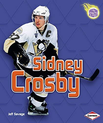 9780761341390: Sidney Crosby (Amazing Athletes)