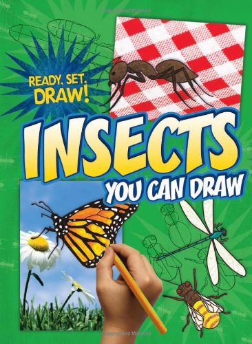 Insects You Can Draw (Ready, Set, Draw!): Brecke, Nicole, Stockland, Patricia M.