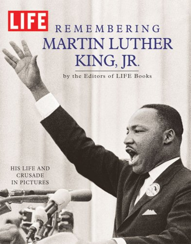 9780761341789: Remembering Martin Luther King, Jr.: His Life and Crusade in Pictures (Time Inc. Home Entertainment Library-Bound Titles)
