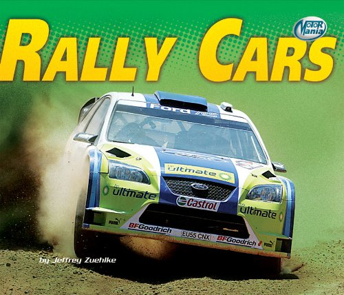 9780761341994: Rally Cars