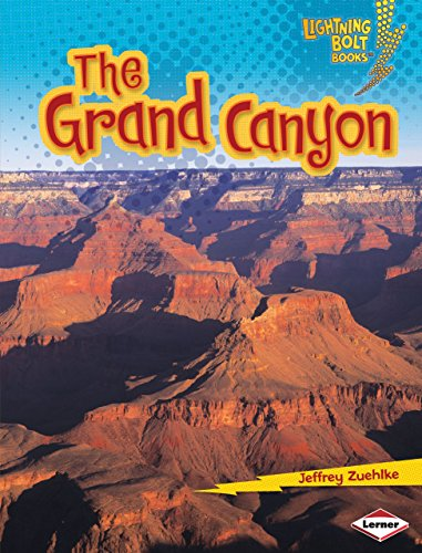 9780761342618: The Grand Canyon (Lightning Bolt Books) (Lightning Bolt Books: Famous Places (Library))