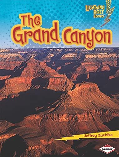 9780761342618: The Grand Canyon (Lightning Bolt Books)